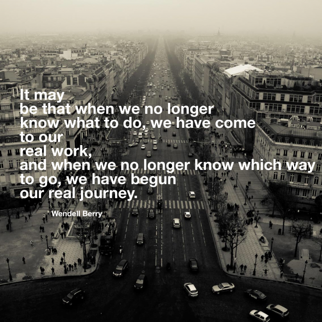 real work real journey