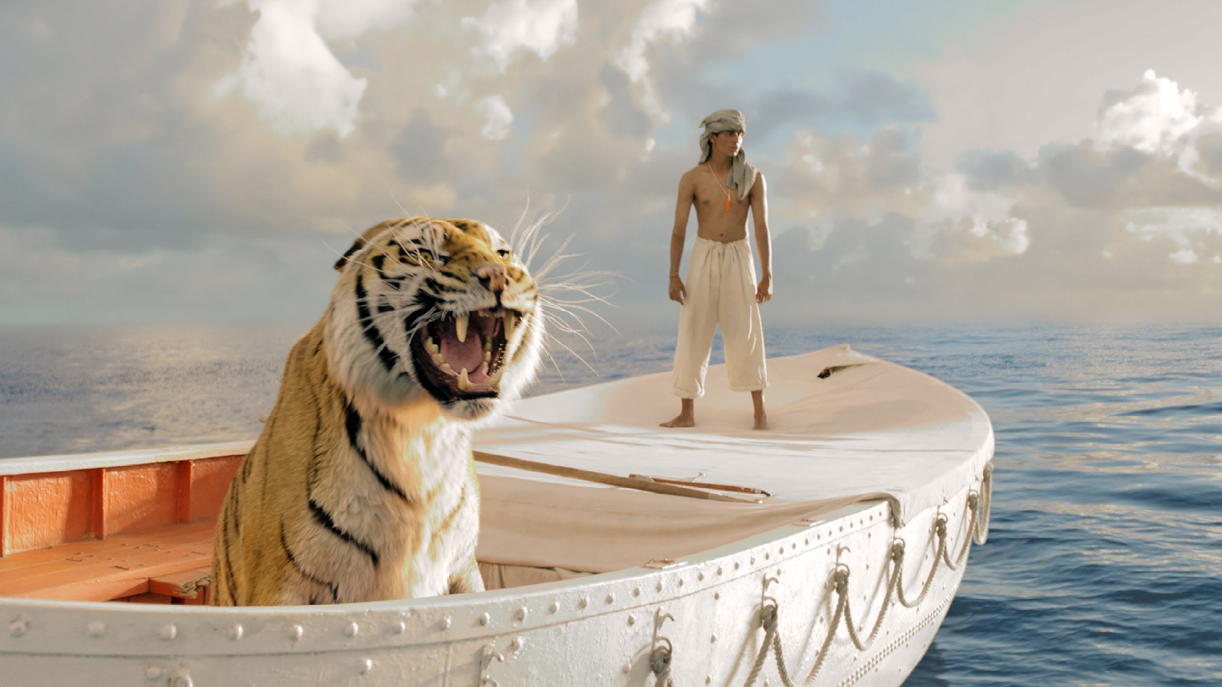 Life of Pi… on letting go